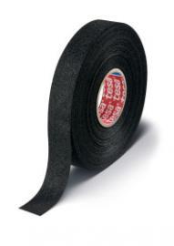 TESA medžiaginė izoliacija, juoda 19mm x 25m 51608