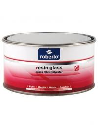 ROBERLO glaistas RESIN GLASS 1,5kg + kietiklis