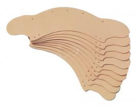 SATA kvėpavimo kaukės Vision 2000 dirbtinės odos įdėklai 10330