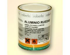 Roberlo dažai Aluminio Ruedas