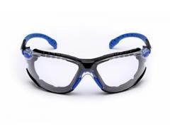 3M akiniai mėlynai juodais rėmeliais, S1101SGK