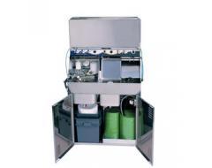 ROSAUTO pulverizatorių plovimo mašina 185CX