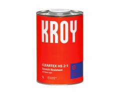 KROY lakas 5076 Cleartex Anti-Scratch HS 2:1 1L