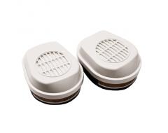 SATA keičiami angliniai filtrai A2:P3 respiratoriui Air Star F
