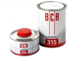 BCR Užpildas 315, 0,8L + kietiklis 20H 0,2L, pilkas