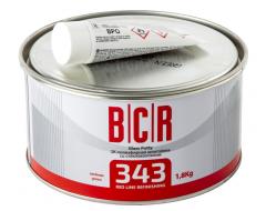 BCR Glaistas su stiklo audiniu 343, 1,8 KG