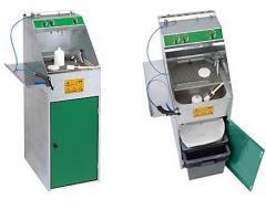 ROSAUTO pulverizatorių plovimo mašina 177X