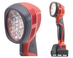 SATA koloristo LED lempa trueSun 1006411