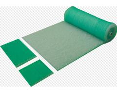 Wiltec paintstop žalias grindinis filtras